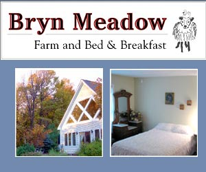 Byrn Meadow Bed Breakfast, Charlotte VT Inn