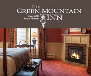 Green Mountain Inn Stowe VT