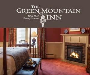 Green Mountain Inn Stowe VT