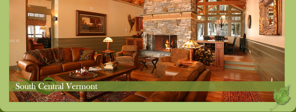 South Central Vermont bed and breakfast inns