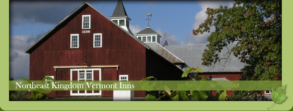 Northeastern Vermont bed and breakfast inns